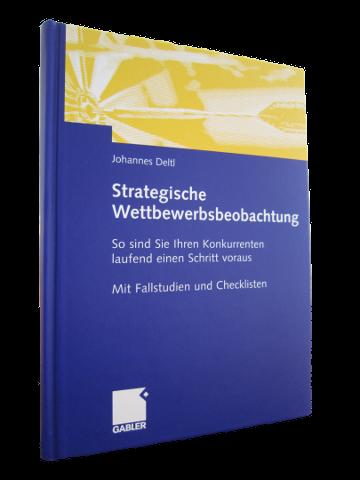 Buch Strategische Wettbewerbsbeobachtung