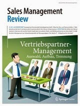 Business Development Artikel -  Sales Management Review