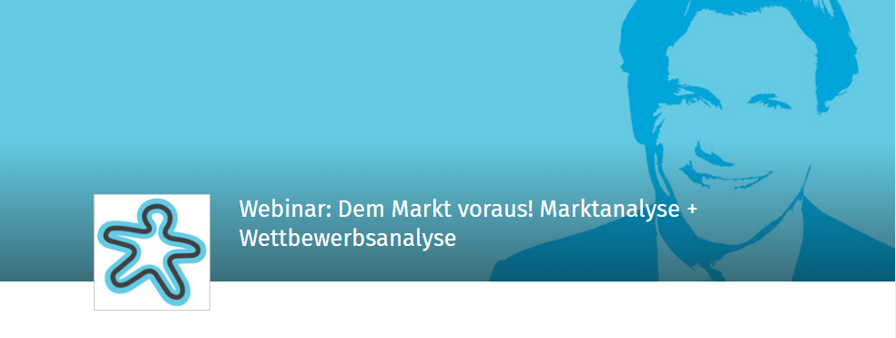 Webinar Marktanalyse