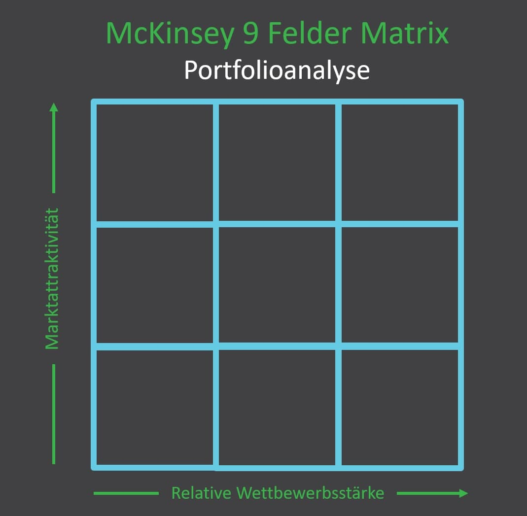 McKinsey 9 Felder Matrix
