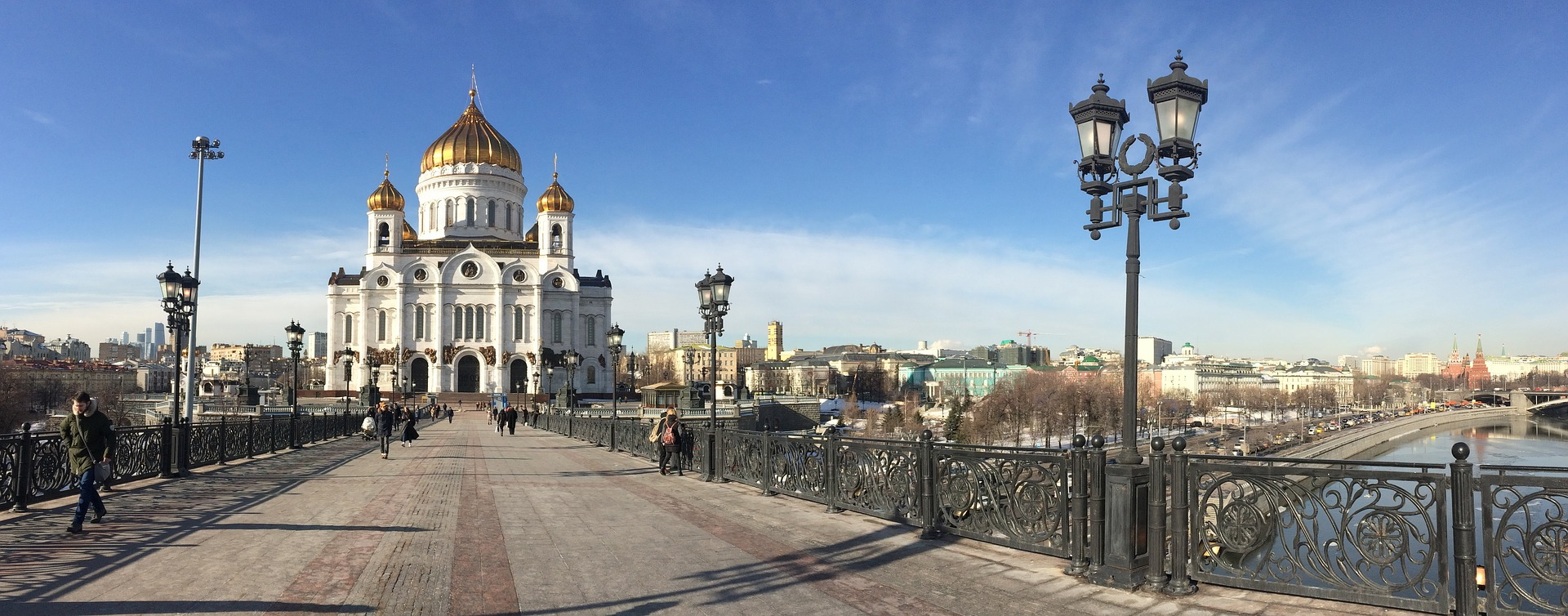 Marktanalyse Russland Kathedrale