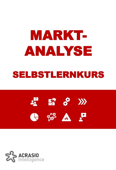 Marktanalyse Selbstlernkurs Cover