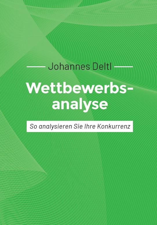 Cover Buch Wettbewerbsanalyse