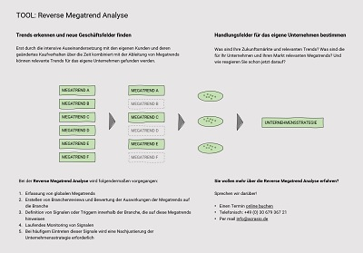 Reverse Megatrend Analysis