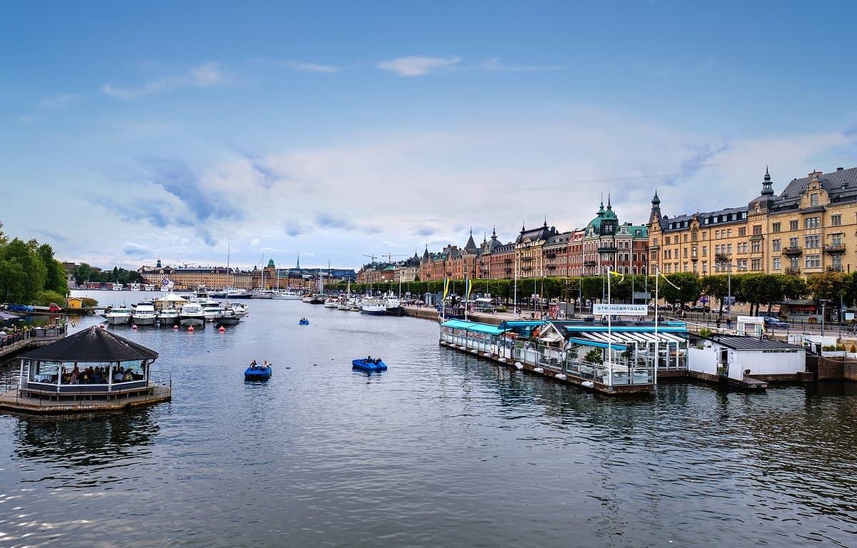 Marktanalyse Schweden